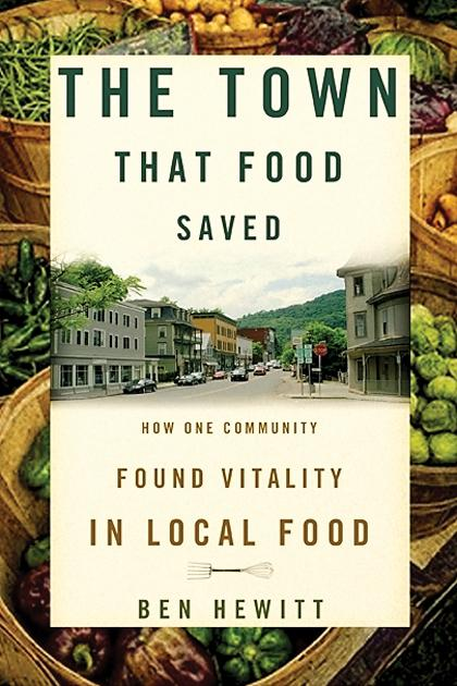 Town Food Saved cover